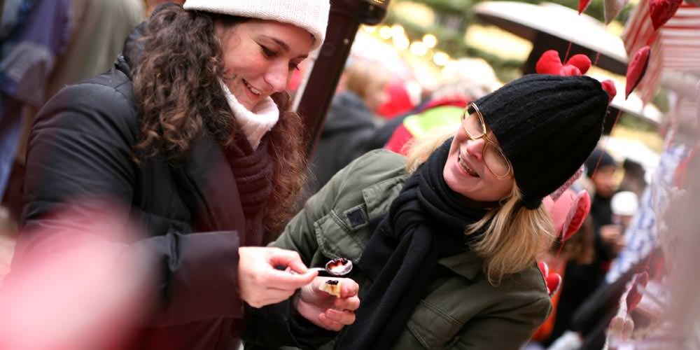 Weihnachtsmarkt in Malmö