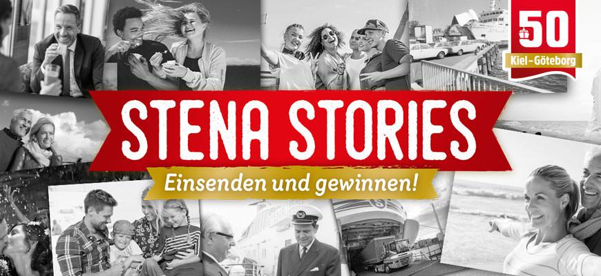 Stena Stories - Einsenden und gwinnen!