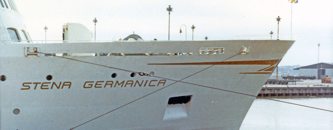 Stena Germanica - 1970-1971
