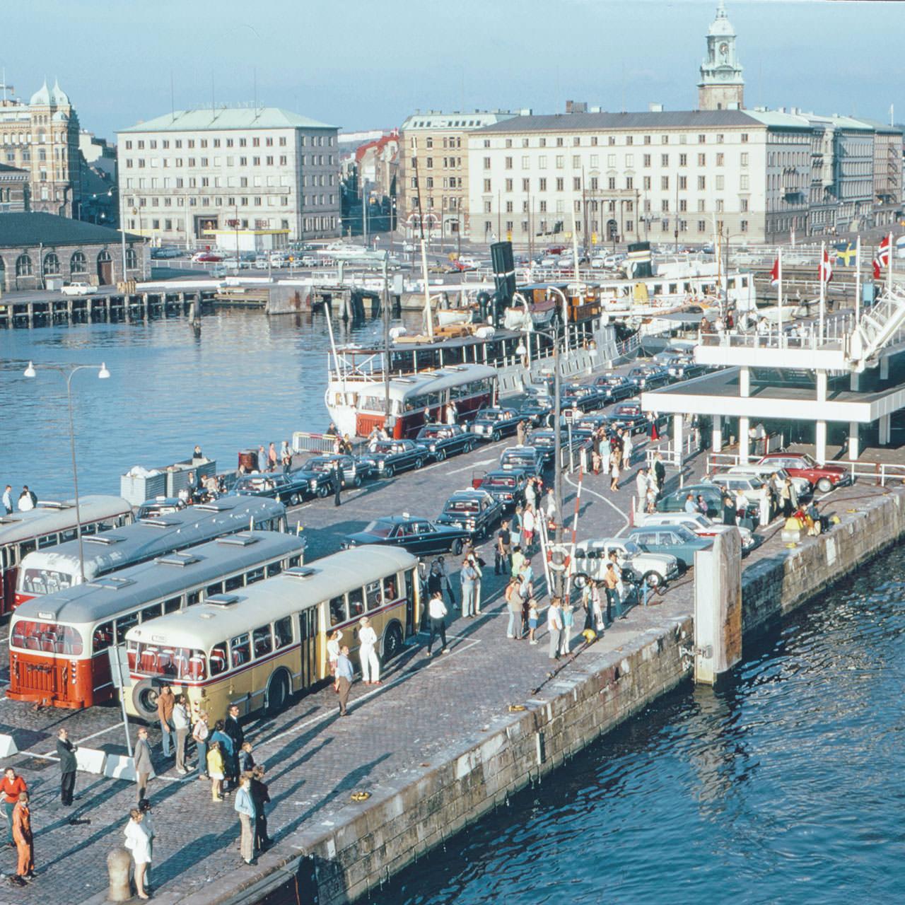 Stenpiren - Sommer 1970