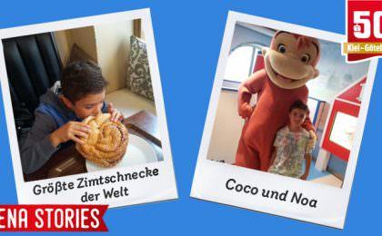 Stena Stories - Affe Coco und Noa