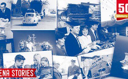 Stena Line - Stena Stories - 50 Jahre Kiel-Göteborg