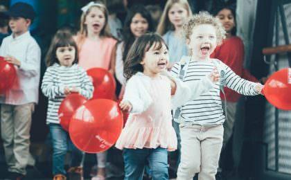 Happy at Sea - glückliche Kinder