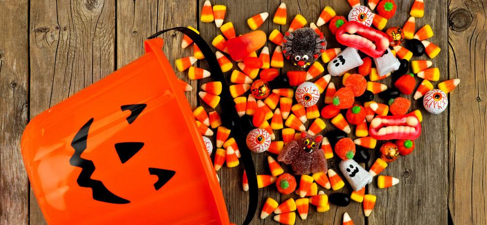 Halloween Süßigkeiten