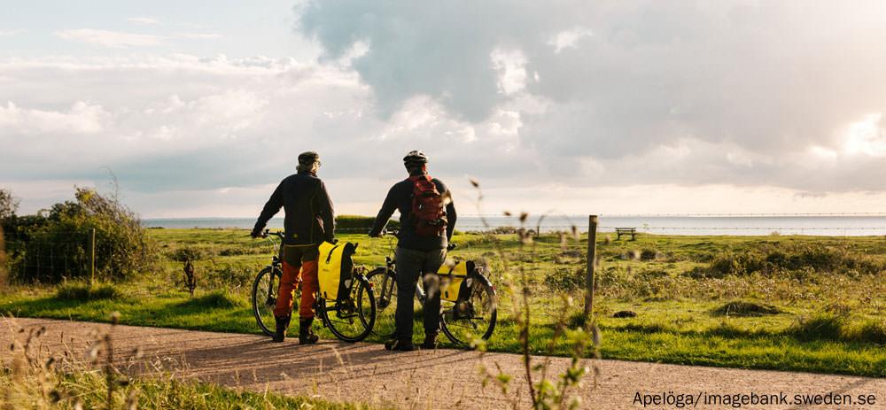 Fahrradtour in Skåne