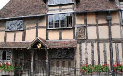 Haus von William Shakespeare