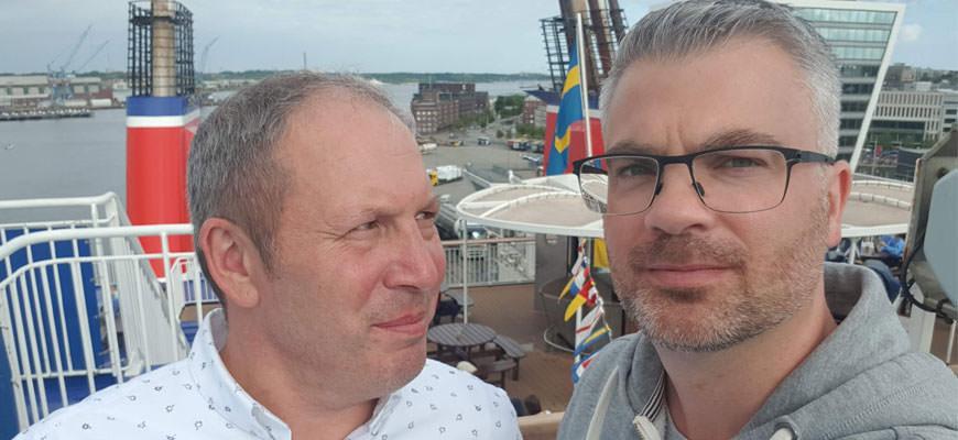 Mit Stena Line zu EuroPride