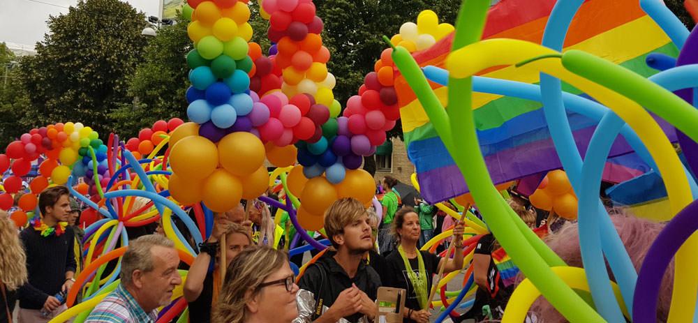 EuroPride in Göteborg