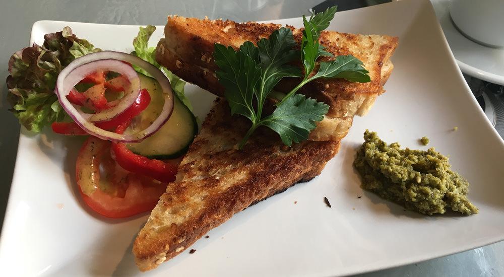 Farmors Café Sandwich